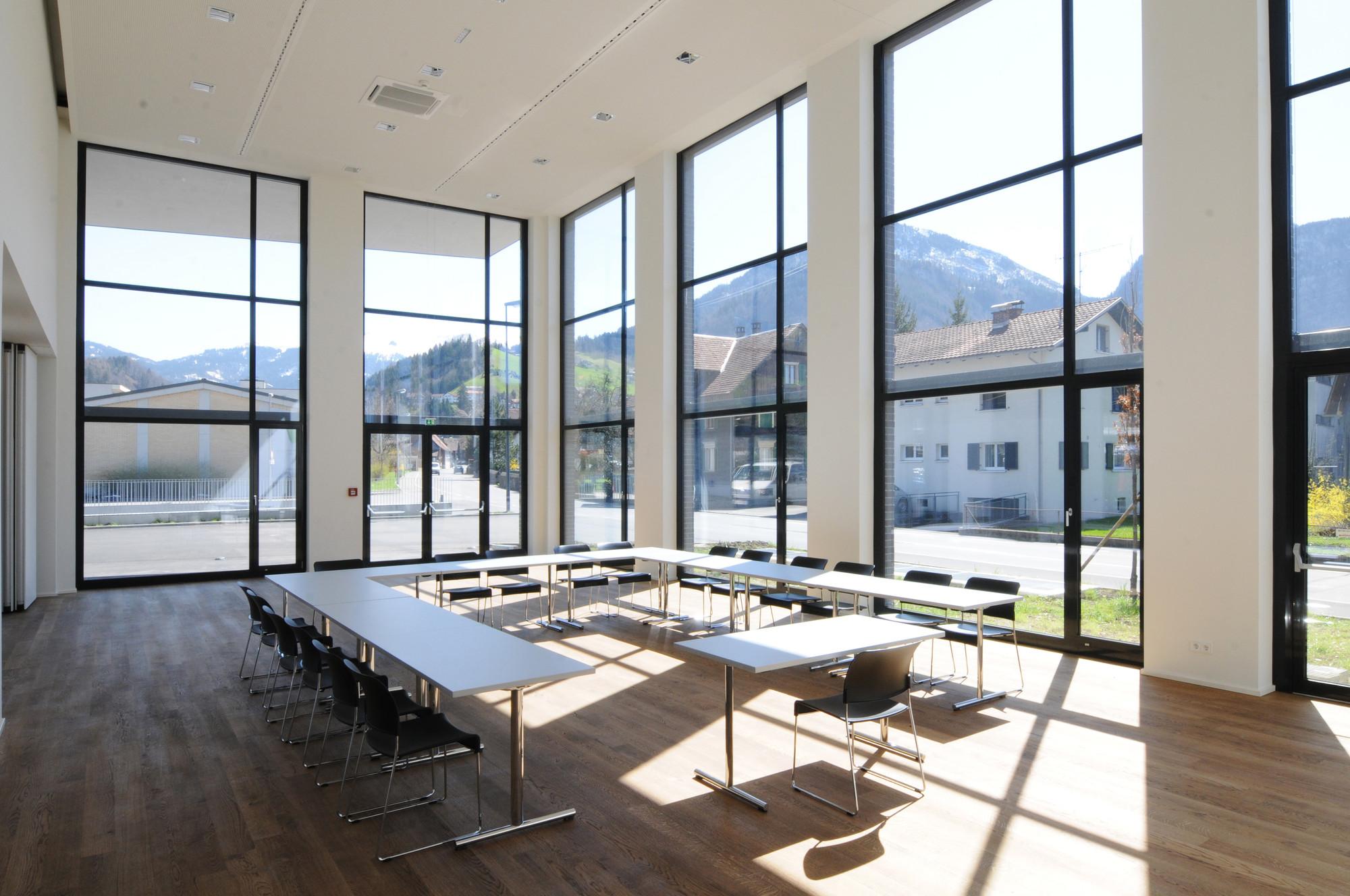 Campus Dornbirn II / Aicher Ziviltechniker GmbH