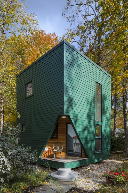 Cása de Huéspedes / SMNG-A Architects, © Tom Rossiter