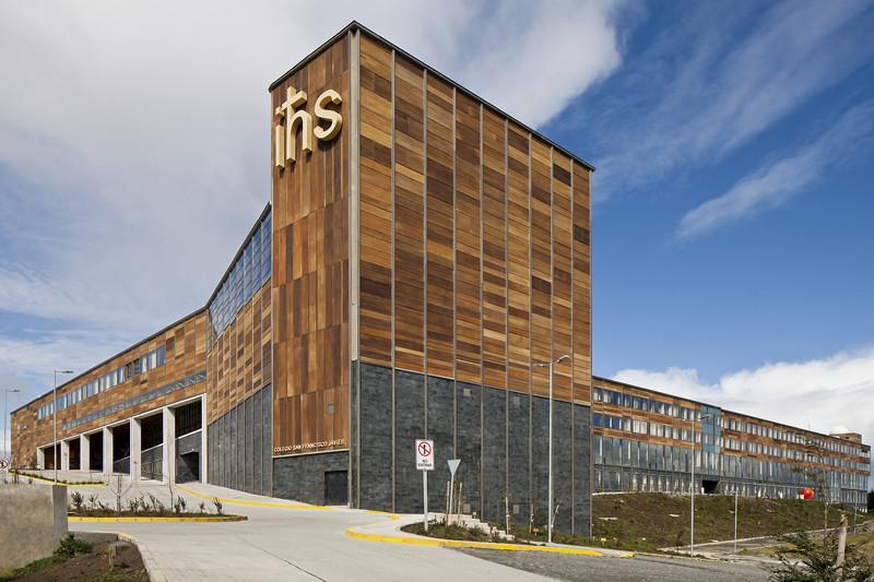 San Francisco Javier School / Martin Hurtado Covarrubias & Sergio Quintana Felice Arquitectos Asociados, © Leonardo Finotti