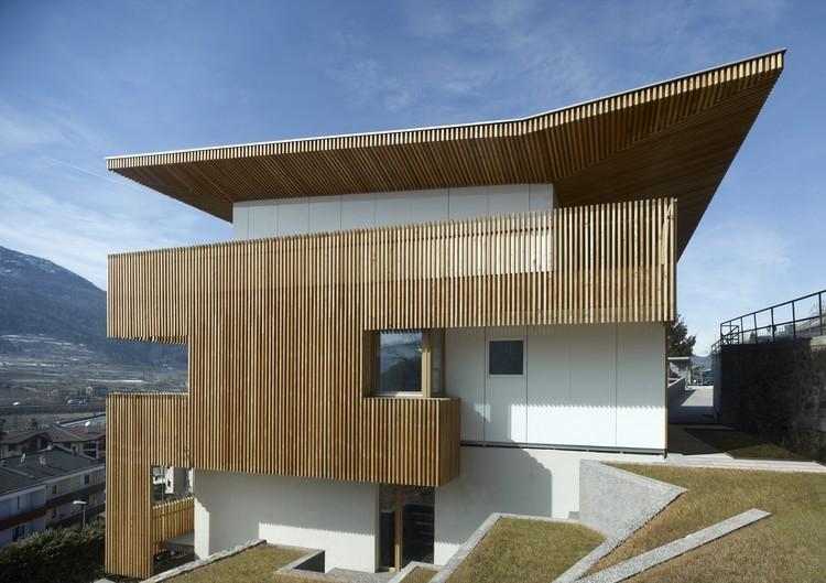 Casa PF / Burnazzi Feltrin Architects, © Carlo Baroni