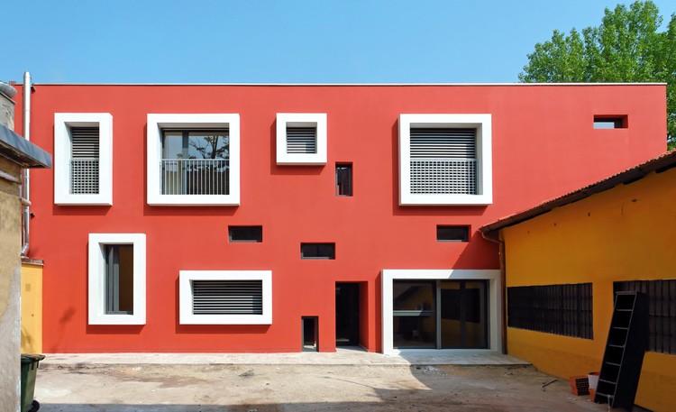 ADR18 Housing / LPzR architetti associati, © Chiara Pranzo-Zaccaria, Gabriele Pranzo-Zaccaria