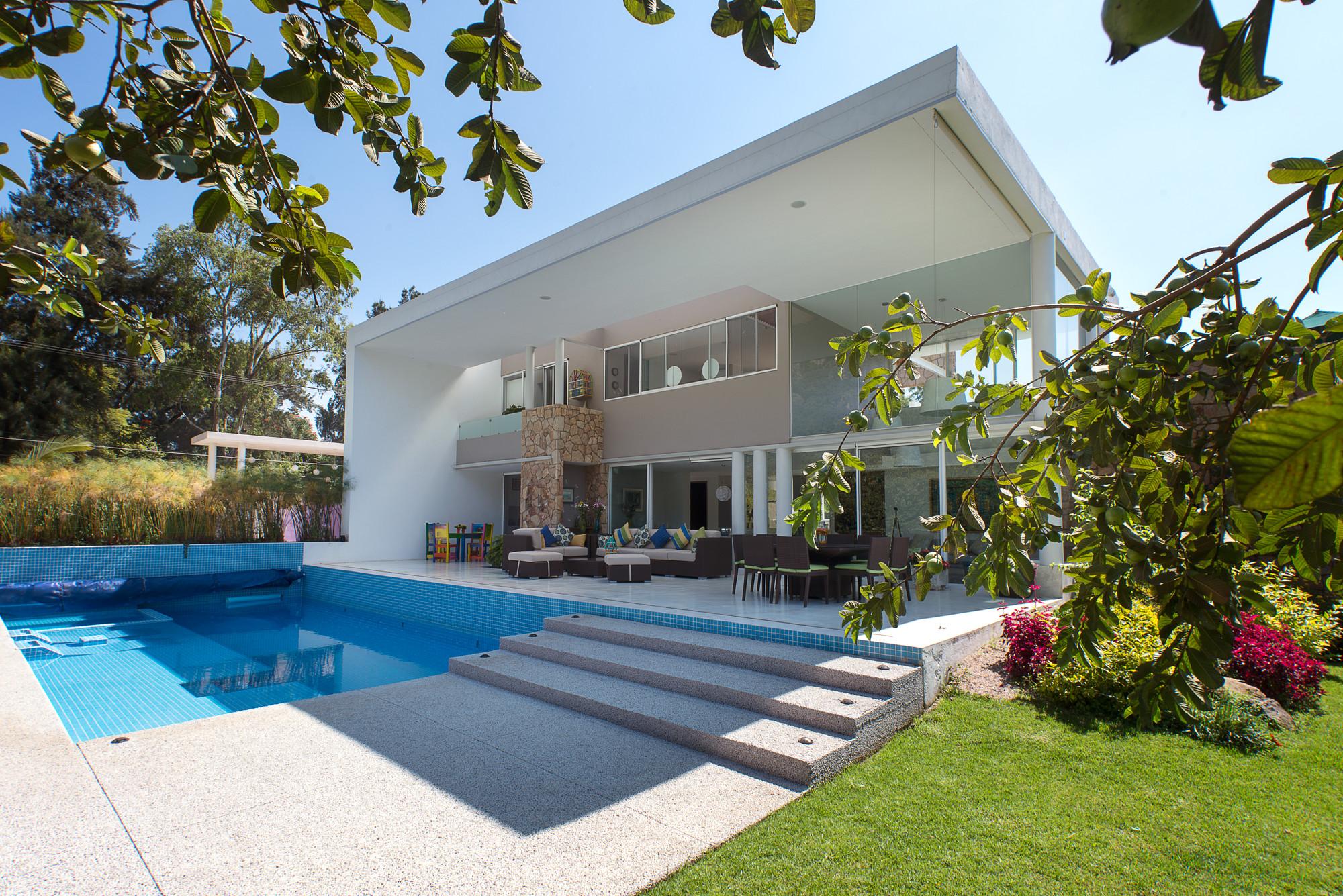 Casa del viento a 001 taller de arquitectura archdaily - Idee per progettare una casa ...