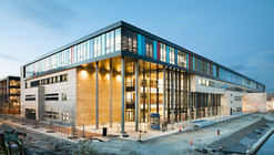 Escola VÅGEN e Academia de Cultura SANDNES / LINK Arkitektur AS