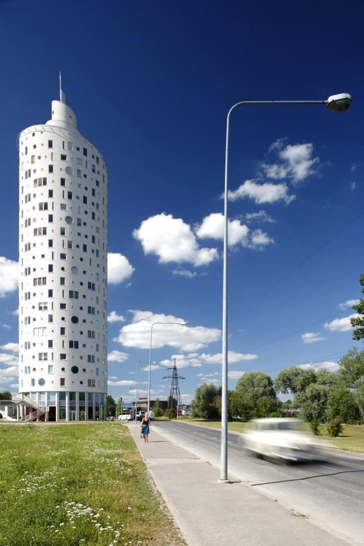 Snailtower / Künnapu & Padrik Architects, © Reio Avaste