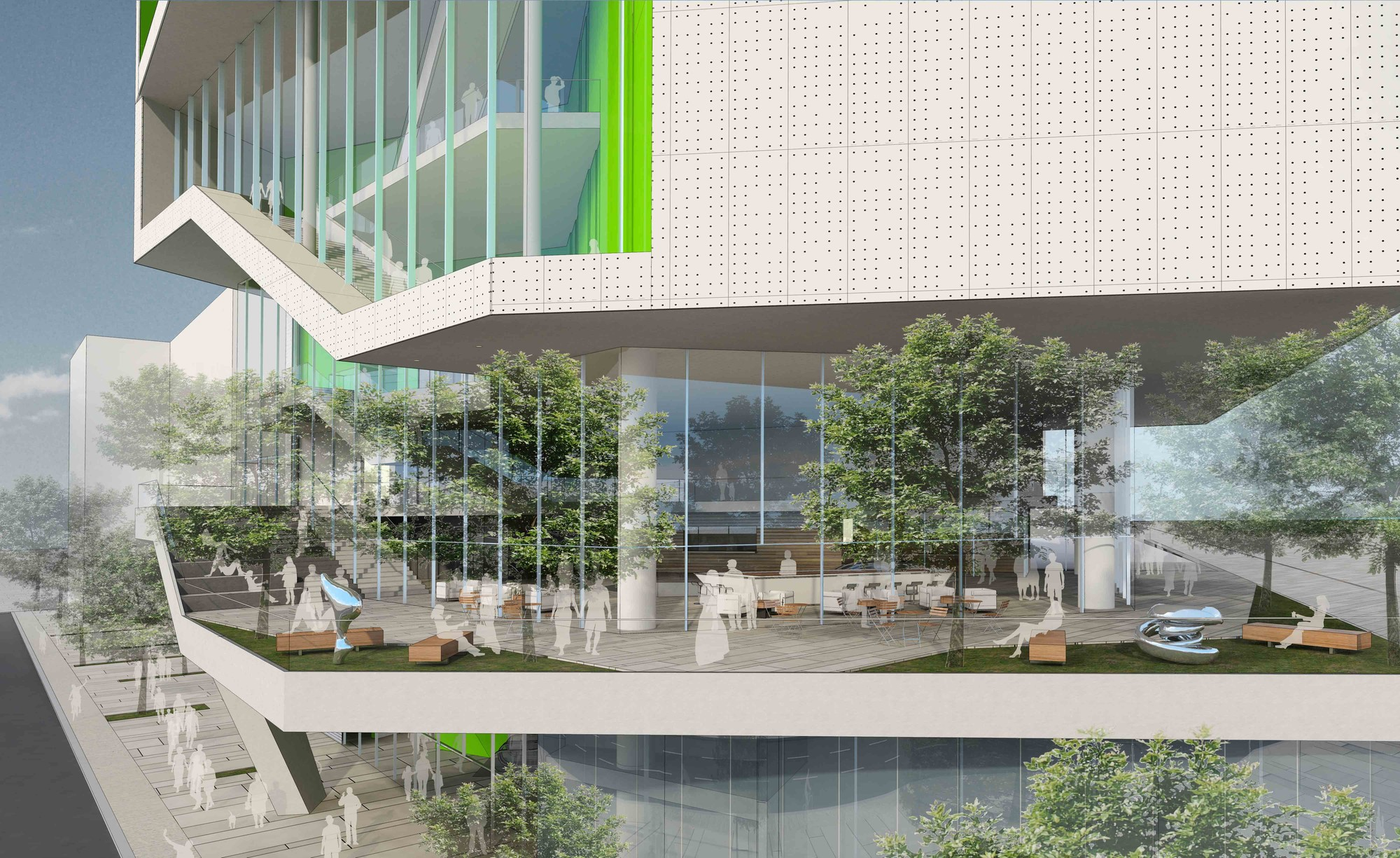 Gallery of Tel-Aviv White City Forum Winning Proposal