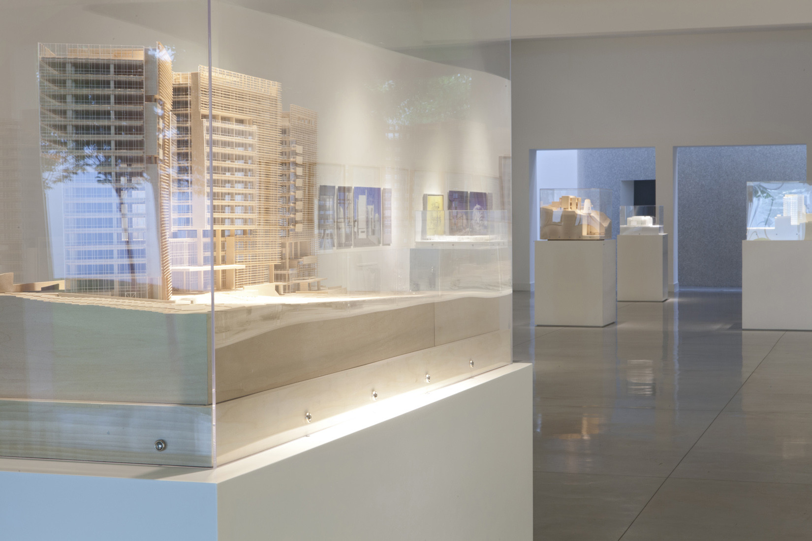 Update: 'Richard Meier – Architecture and Design' Retrospective Exhibition, Courtesy of Fondazione Bisazza + Richard Meier & Partners