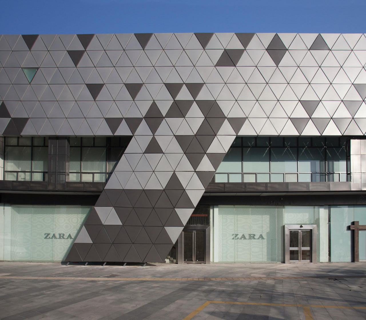 Gallery of ningbo facade lab architecture studio 2 for Archi facade
