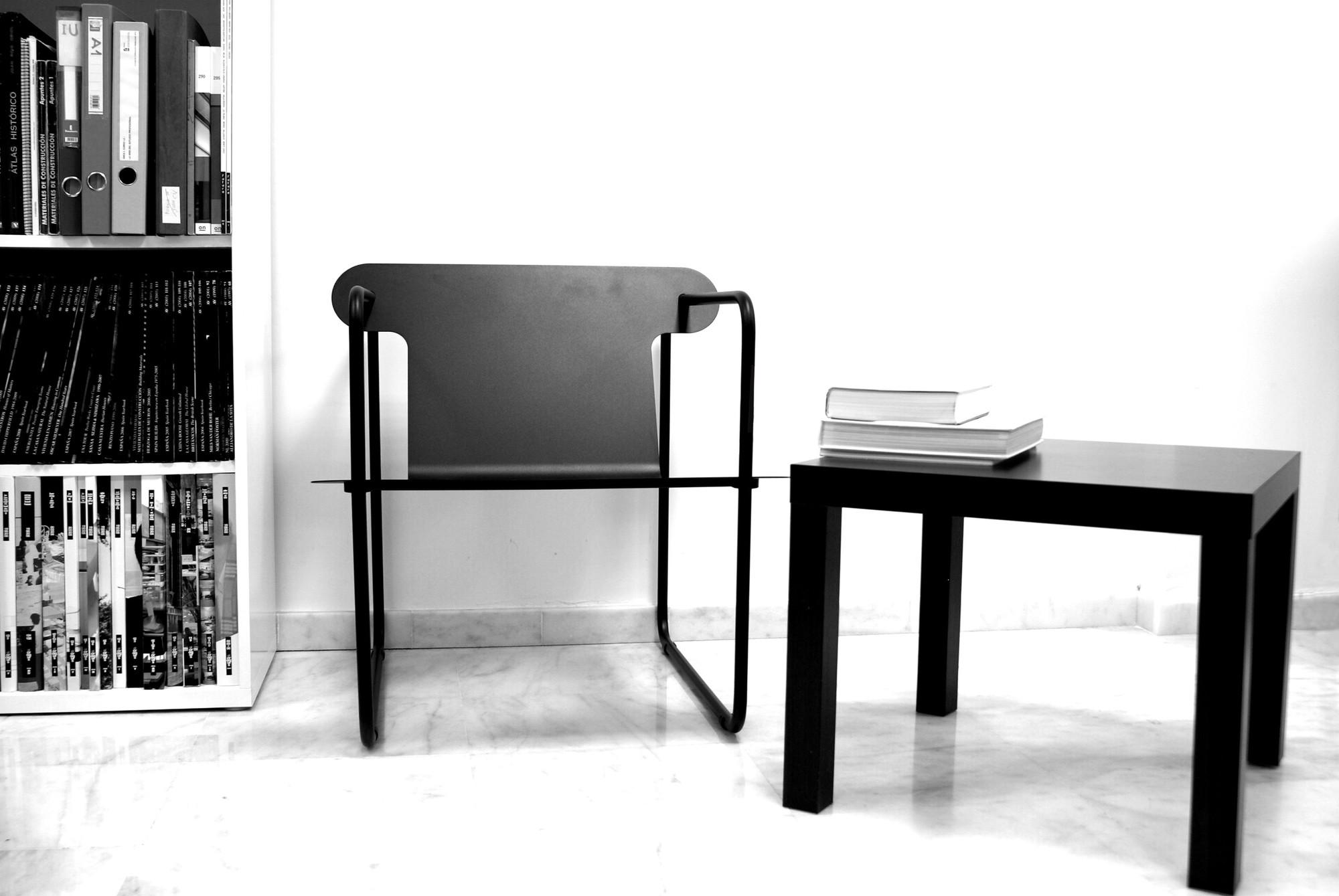 silla toad ignacio hornillos design studio archdaily