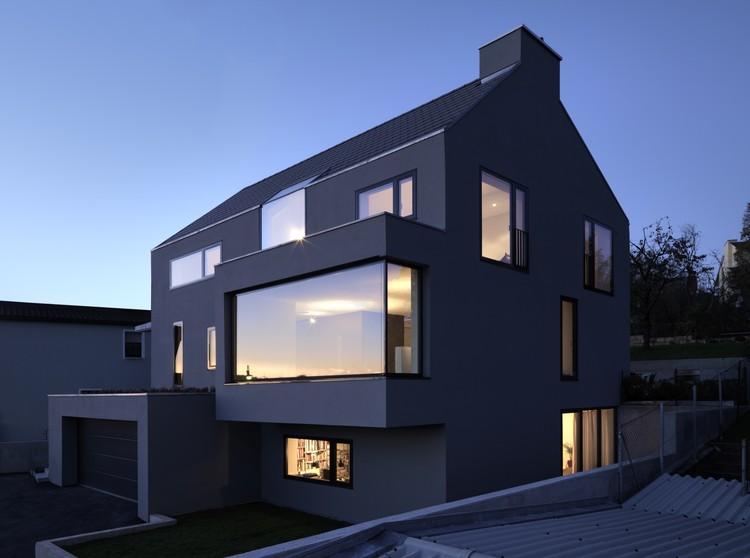 Haus F / Ippolito Fleitz Group, © Bruno Helbling