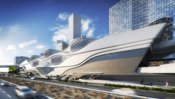 Zaha Hadid Architects Selected to Design the King Abdullah Financial District Metro Station in Saudi Arabia