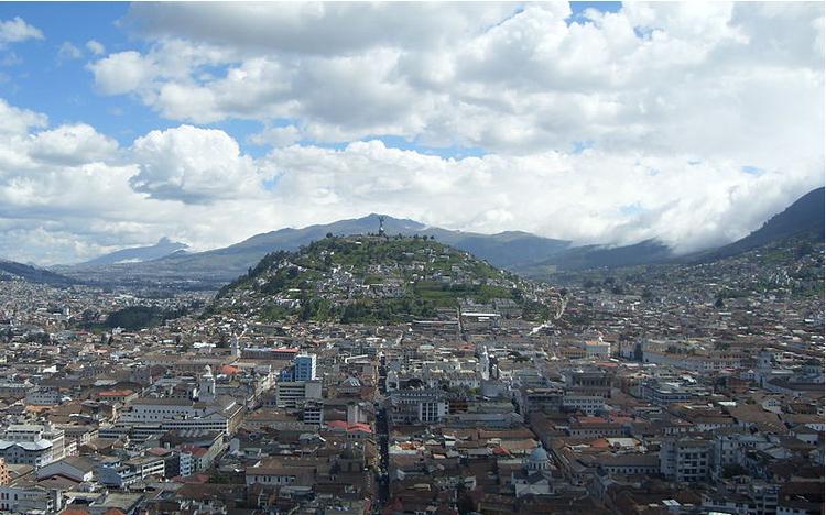 """Quito: sede do encontro """"Cidades Digitais"""" 2013 / Equador"""