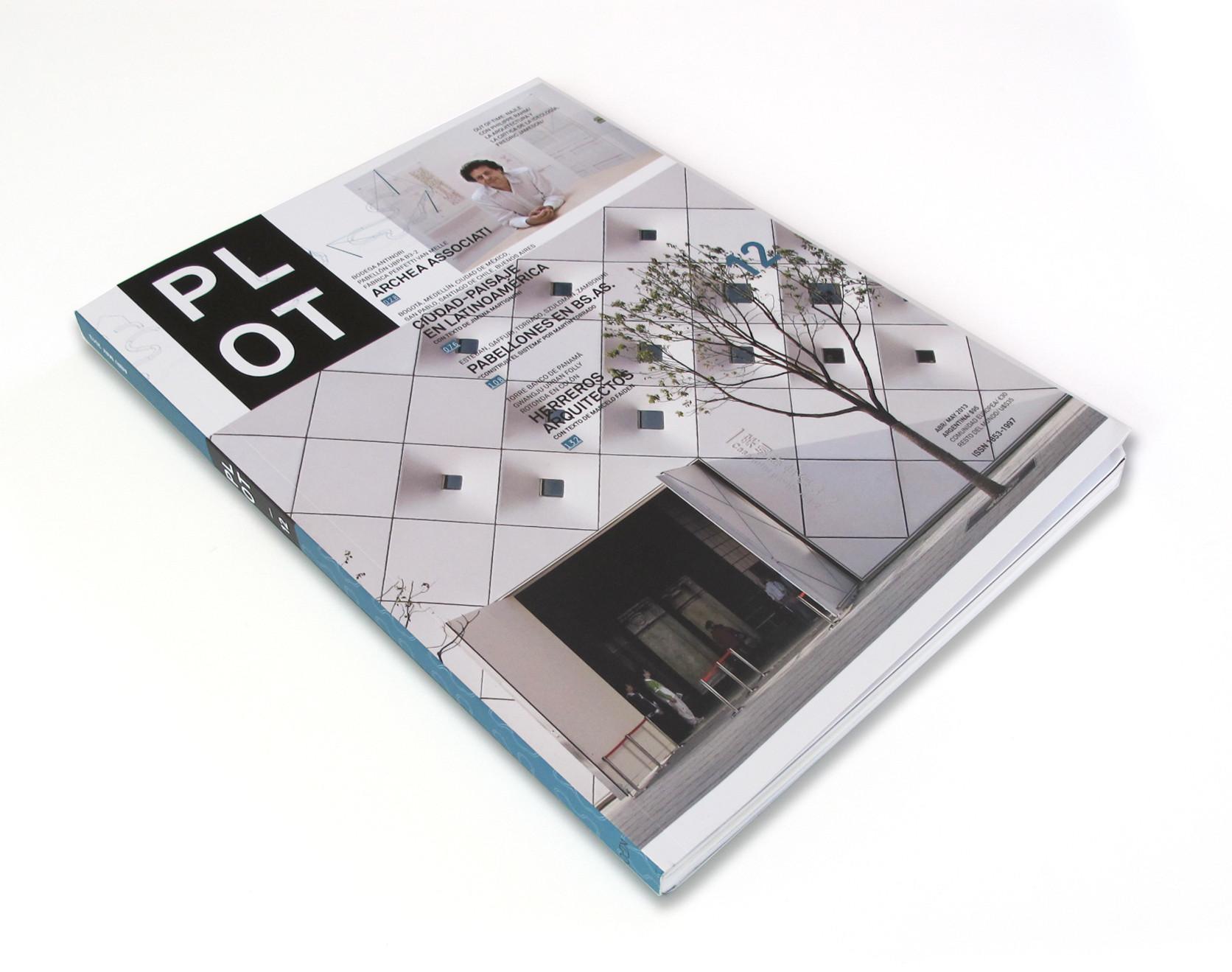 Revista PLOT #12 2013