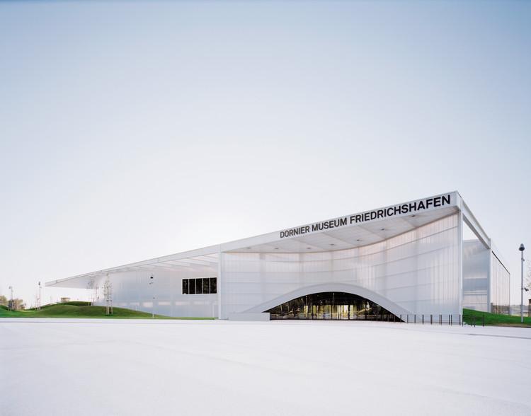 Dornier Museum / Allmann Sattler Wappner Architekten, Courtesy of Allmann Sattler Wappner Architekten