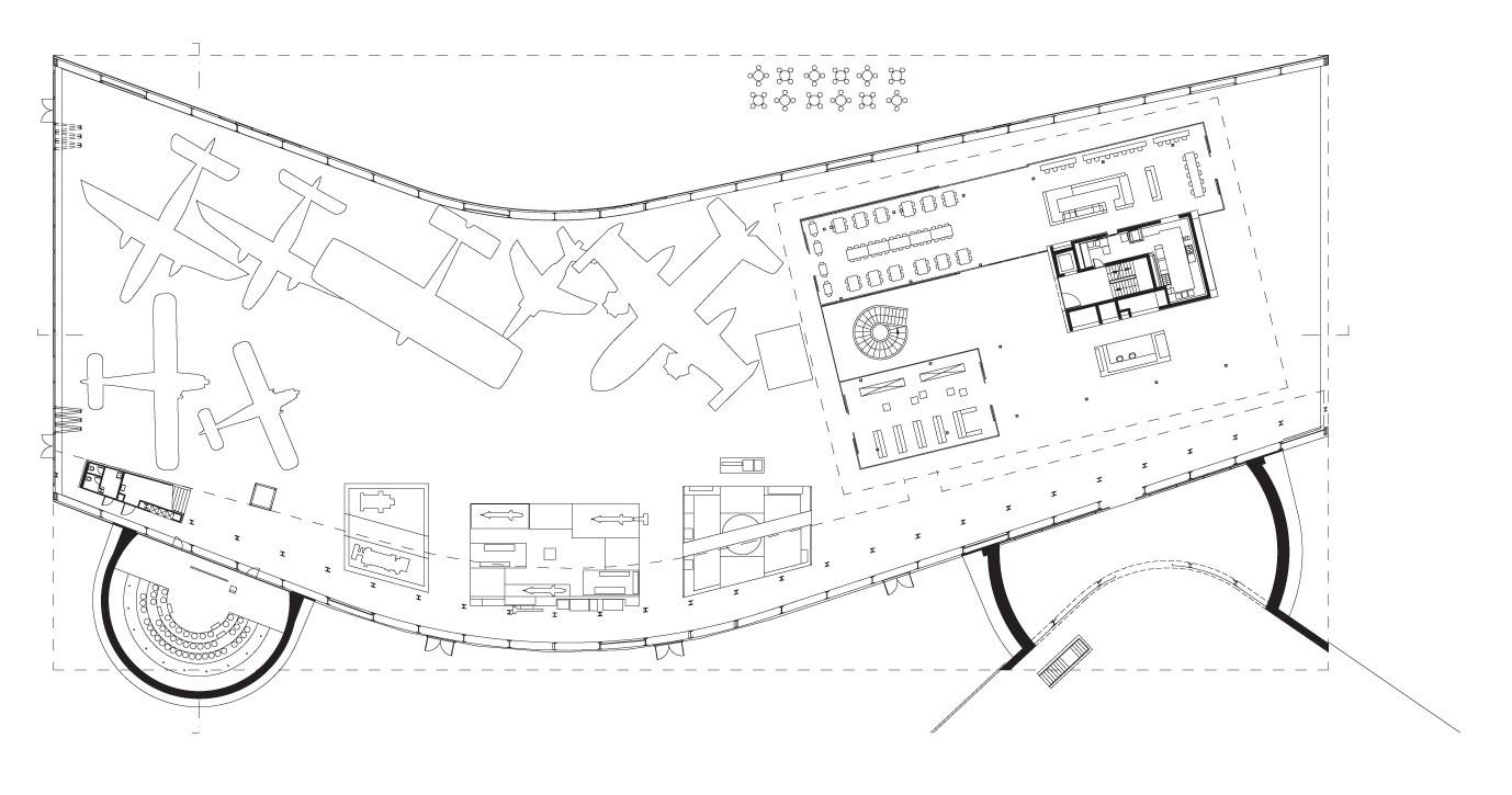 gallery of dornier museum allmann sattler wappner architekten 15. Black Bedroom Furniture Sets. Home Design Ideas