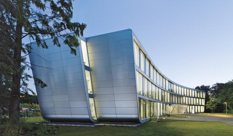 Architekten In Neuss wye eike becker architekten archdaily