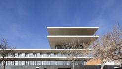 Edificio Administrativo de usos múltiples para la Junta de Castilla y León en Salamanca / Sánchez Gil Arquitectos