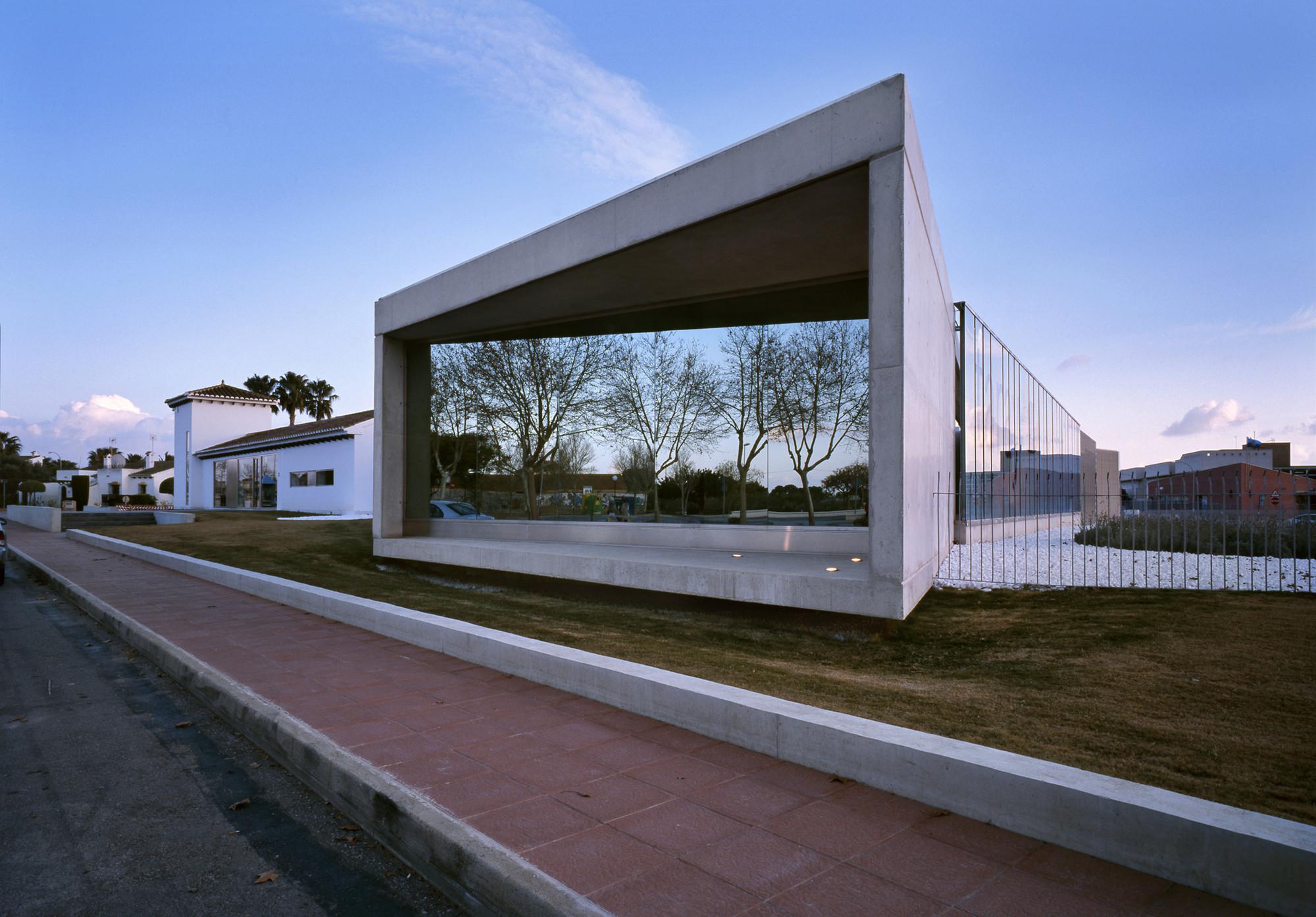Galeria de escrit rios da taray sau macla arquitectos 1 for Plantas de oficinas arquitectura