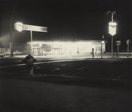 © Ed Ruscha-The J. Paul Getty Museum, Los Angeles / Standard, Figueroa Street, Los Angeles, 1962