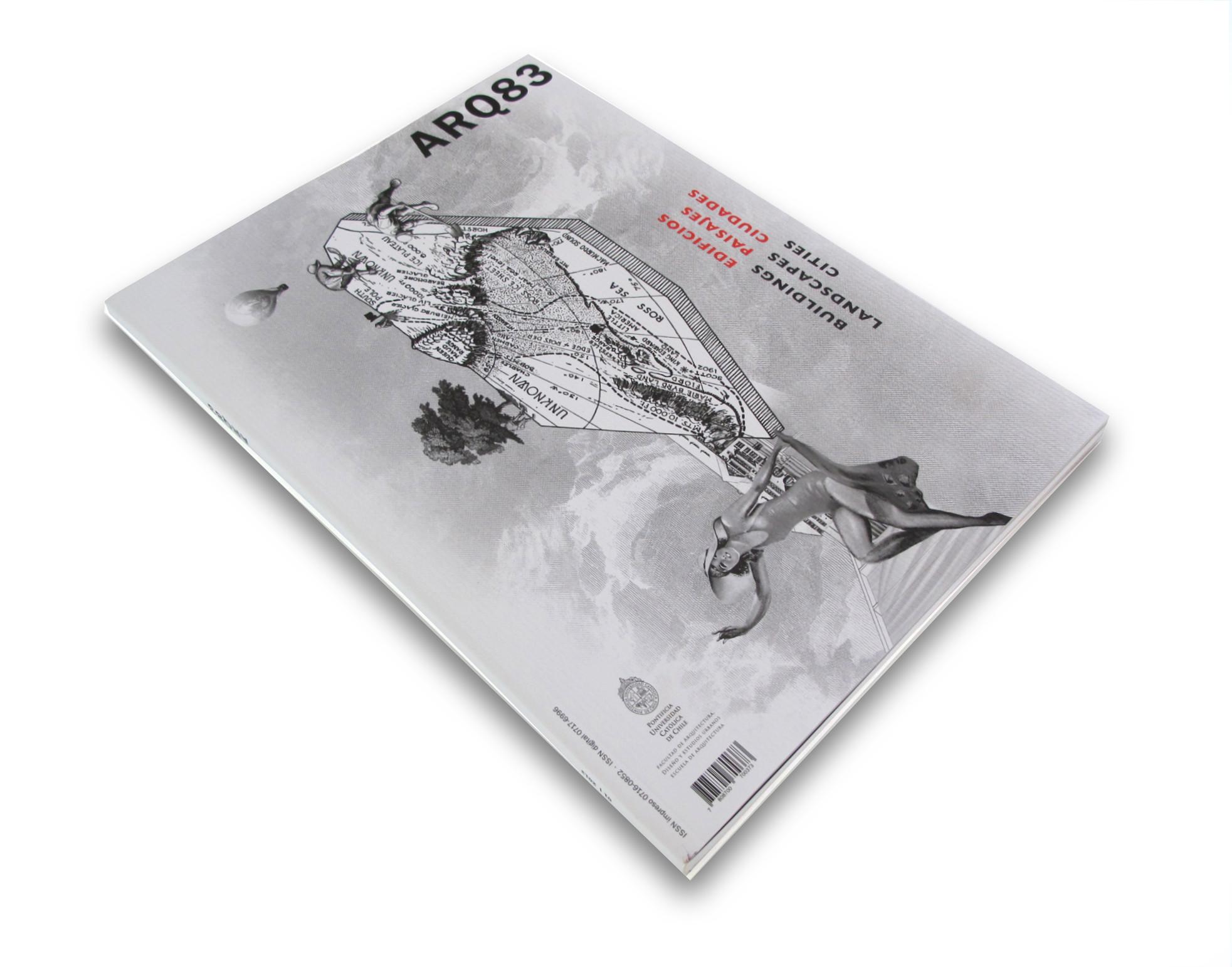 Revista ARQ 83: Edificios, Paisajes, Ciudades