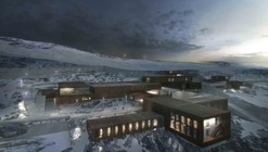 New correctional facility in nuuk schmidt hammer lassen architects rendering 002