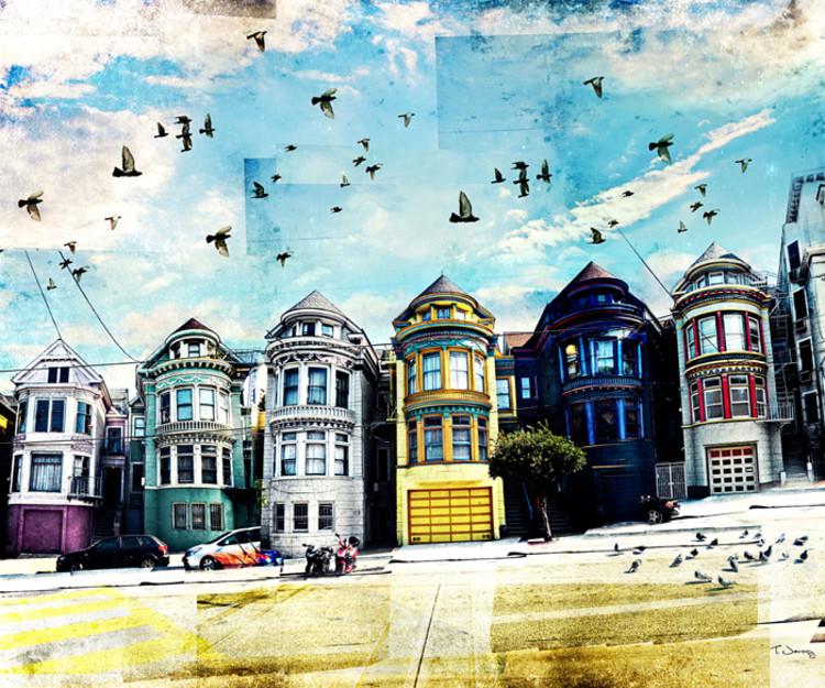 Arte e Arquitetura: Cityscapes / Tim Jarosz, Cortesia de Tim Jarosz