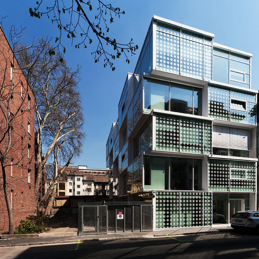 Vibrant Geometry / 3h architecture Ltd, © Tamás Bujnovszky