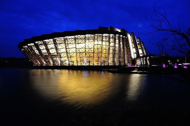 Gallery Of Wuzhen Theater Artech Architects 8
