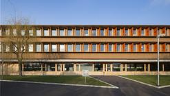 Escuela Primaria Henri Wallon / LEM + Architectes