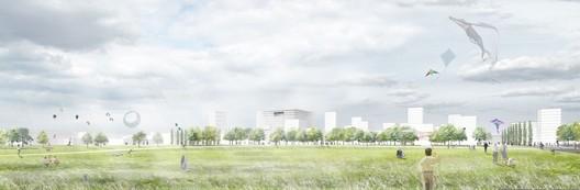 Courtesy of MARS Architekten, Uberbau Architecture and Urbanism and TH Treibhaus Berlin & Lavaland