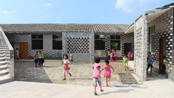 Mulan Primary School / Rural Urban Framework