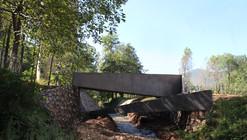 Lingzidi Bridge / Rural Urban Framework