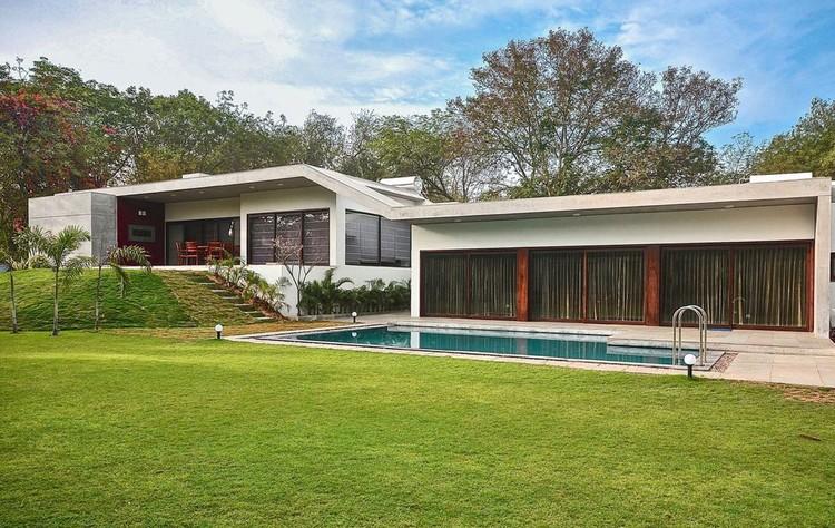 Casa Aranya / Modo designs, © Vishal Solanki / Radhika Pandit