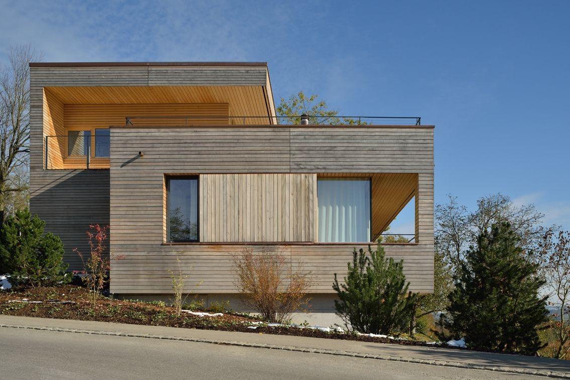 Gallery of House Weinfelden / K_m Architektur - 5