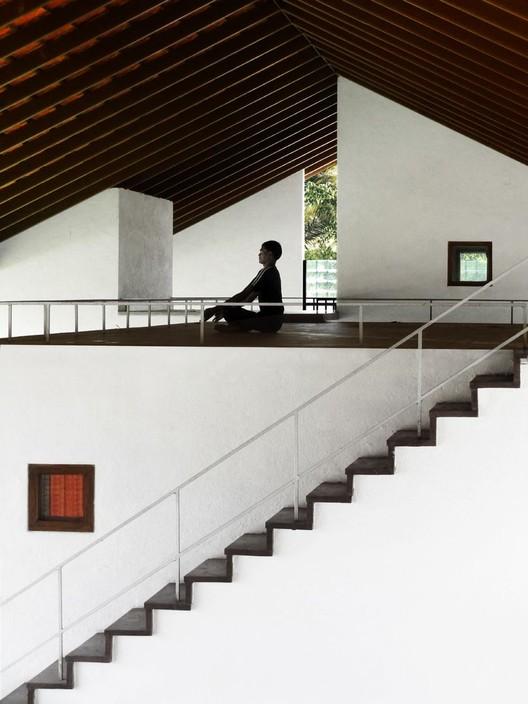 Think Tank Retreat Rma Architects Archdaily