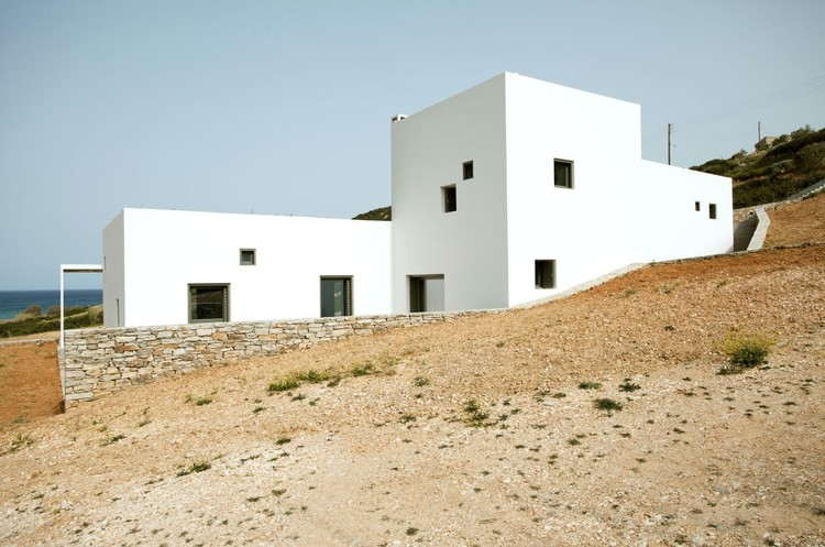 X House / Paan Architects, © Yiannis Hadjiaslanis
