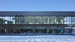 Extension Nestle Research Center / Burckhardt + Partner