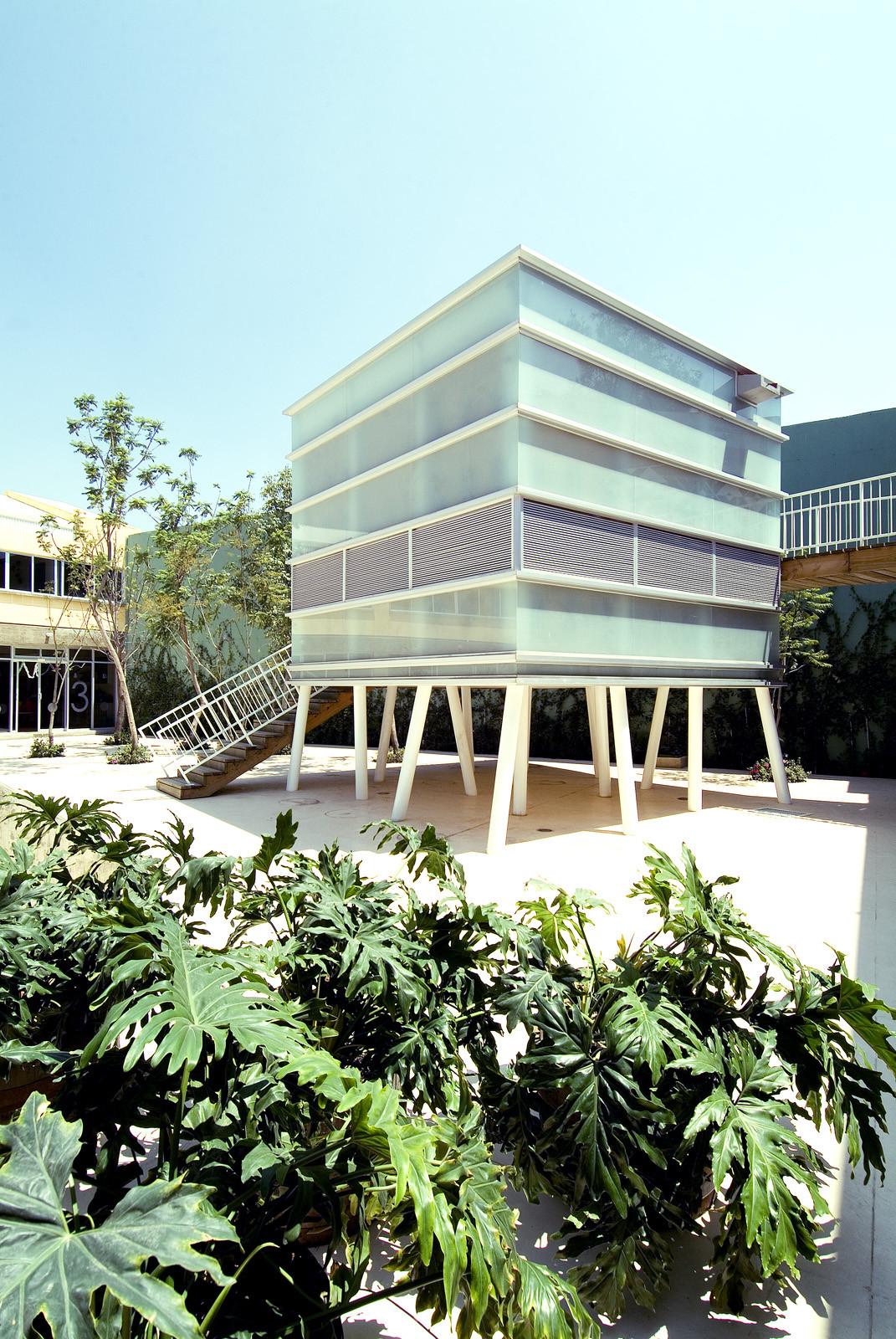 Centro Comunitario Chalco / Solis Colomer Arquitectos