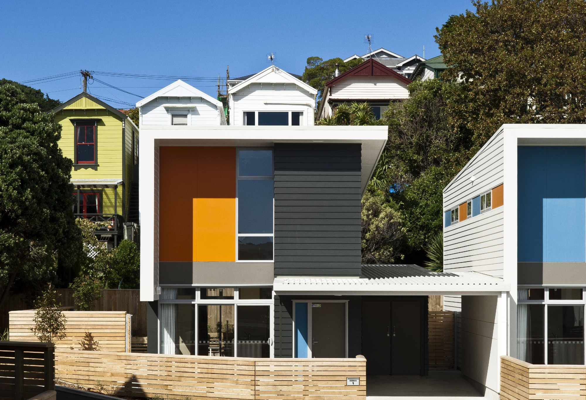 Gallery of new zealand architecture award winners 2013 for Apartment design nz