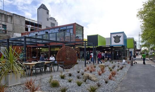 Re:START, Christchurch, by The Buchan Group / © Murray Hedwig