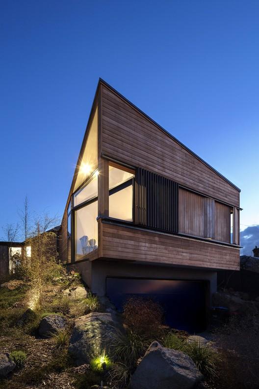S House, Mt Eden, Auckland, by Glamuzina Paterson Architects / © Patrick Reynolds