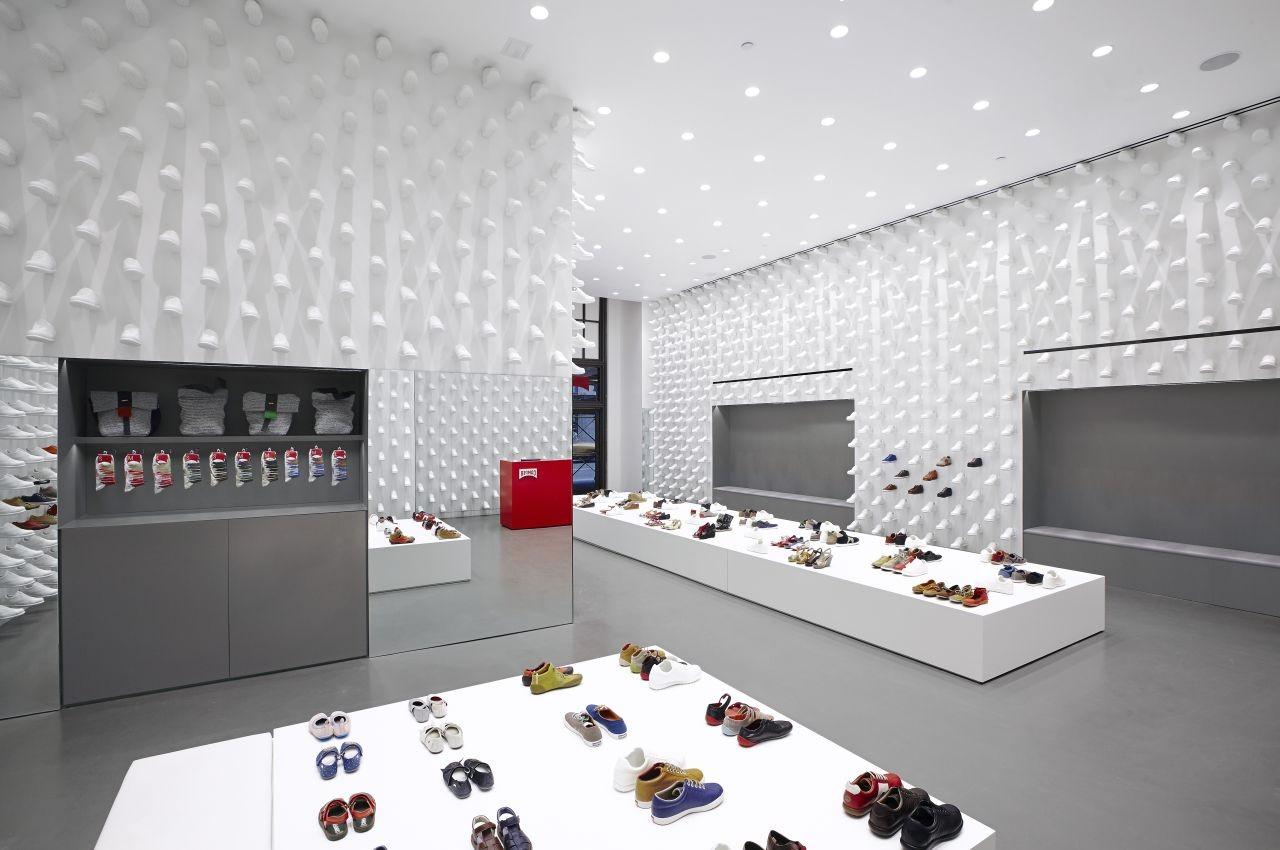 Camper Shoes Paris Stores