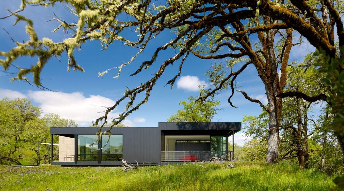 Burton Residence / Marmol Radziner, © Joe Fletcher