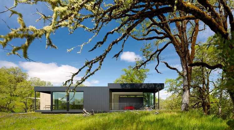 Residencia Burton / Marmol Radziner, © Joe Fletcher