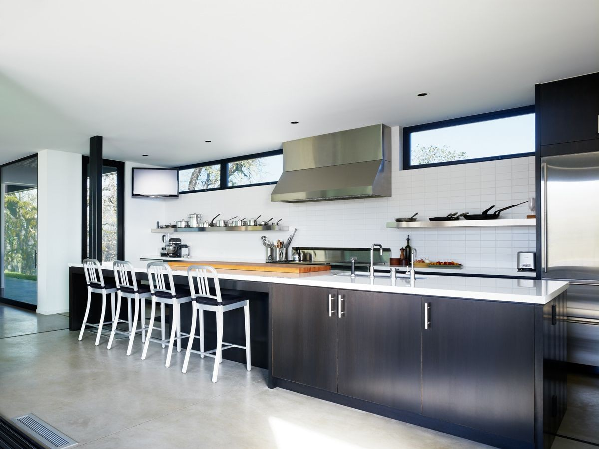Gallery of Burton Residence / Marmol Radziner - 9