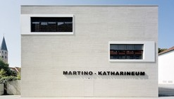 Martino-Katharineum High School / KSP Jürgen Engel Architekten