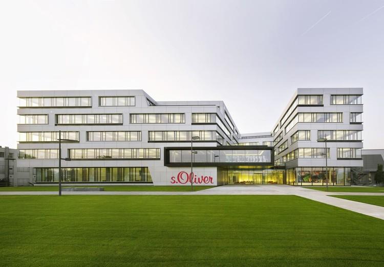 Sede s.Oliver / KSP Jürgen Engel Architekten, © Jean-Luc Valentin