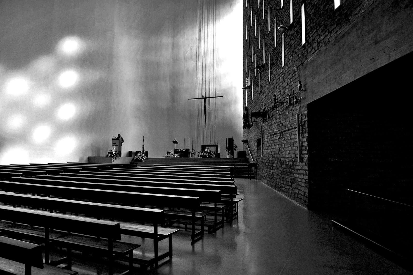 Clásicos de Arquitectura: Iglesia de Nuestra Señora de la Coronación / Miguel Fisac, © Cortesía de lostonsite