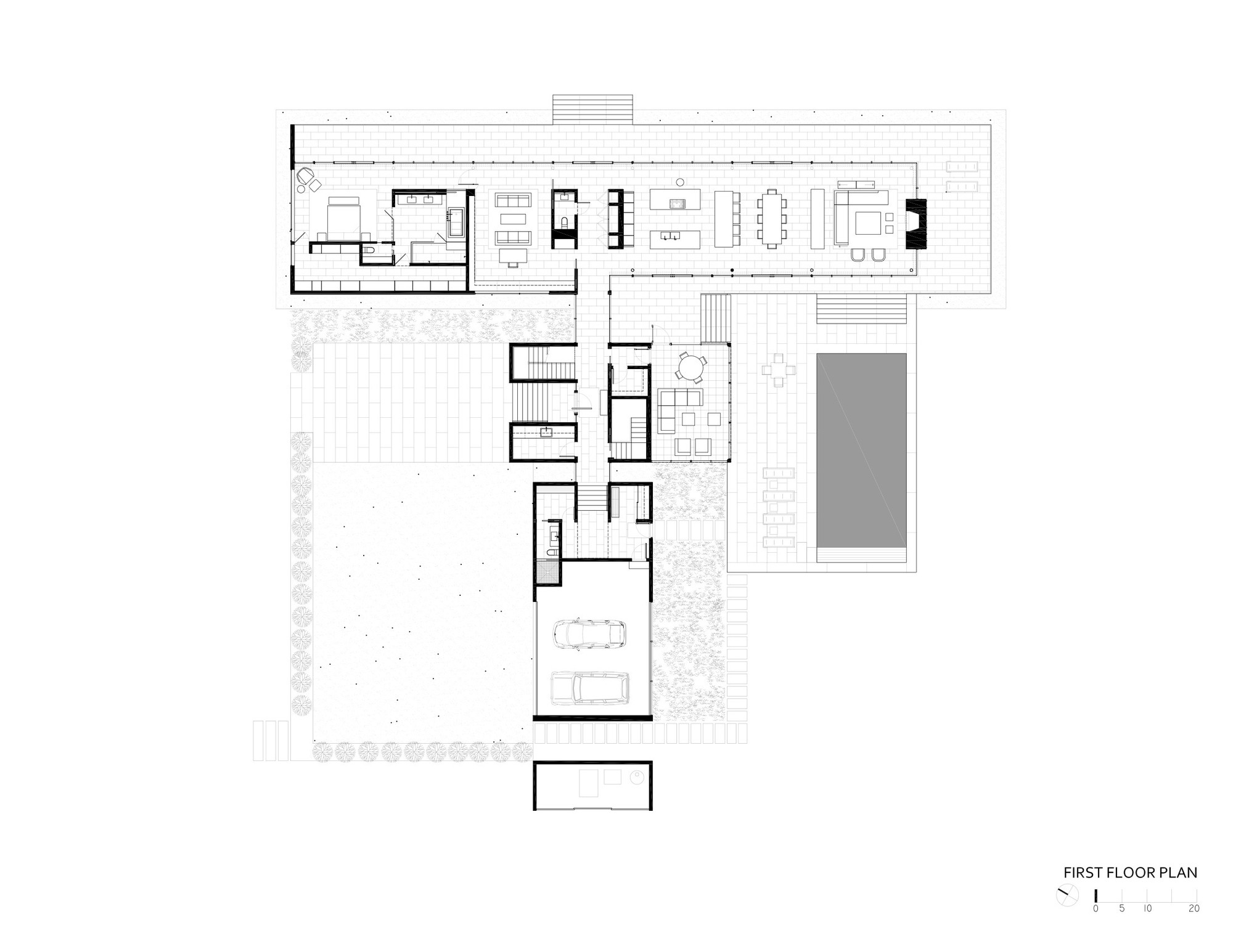 tred avon river house robert m gurney architect
