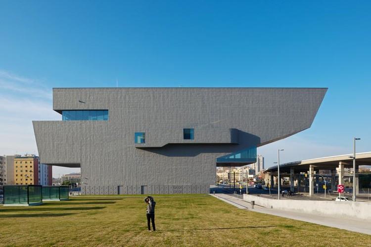 DHUB. Centro de Diseño de Barcelona / MBM Arquitectes, © Iñigo Bujedo Aguirre