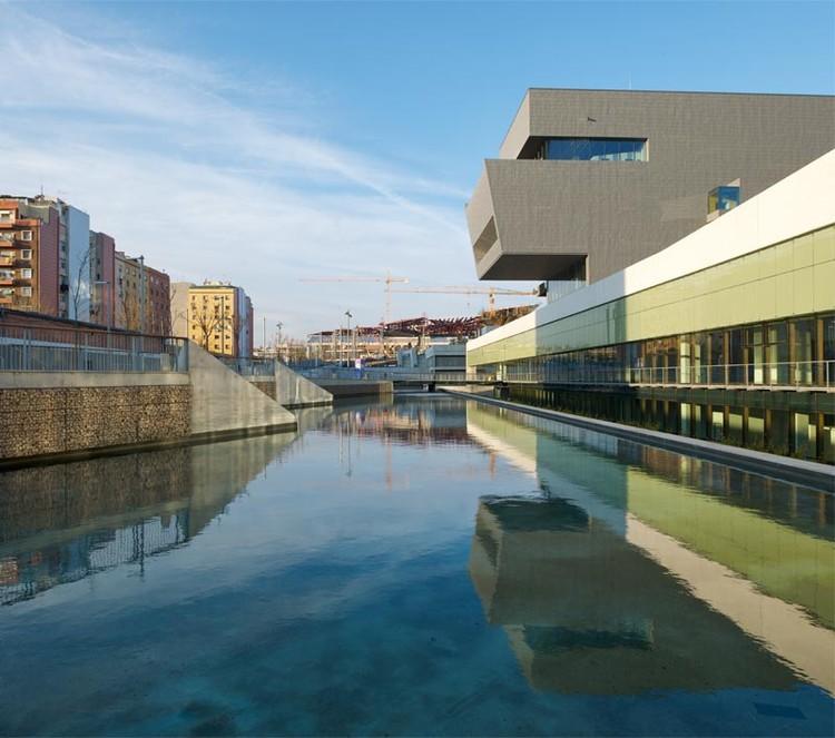 DHUB. Centro de Diseño de Barcelona / MBM Arquitectes